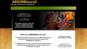 Absorb Tours Inc