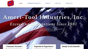 Ameri Tool Industries Inc Website Image