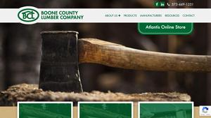 Boone County Lumber Co