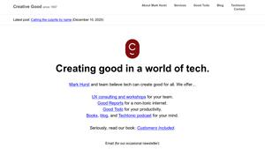 Creative Good Inc