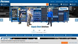 Fastenal Co Website Image