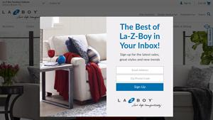 LA Z Boy Furniture Gallery
