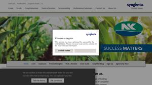 Syngenta Seeds Inc