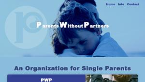 Parents Without Partners Website Image