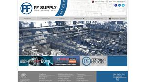 Portland Fasteners Inc Website Image