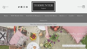 Todhunter International Inc Website Image